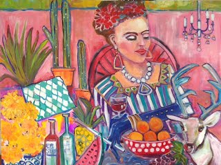 Lunch with Frida